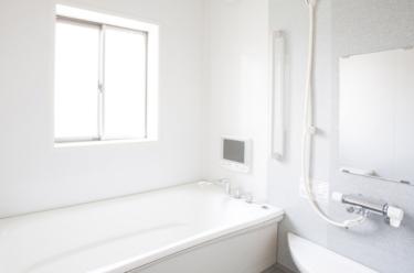 年末の大掃除!お風呂掃除を簡単にする方法はある?