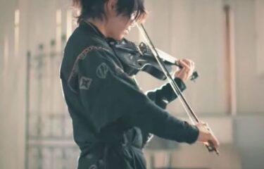 バイオリン侍おっくん(小さい侍)年齢や経歴は?CDやマリオ動画もチェック!
